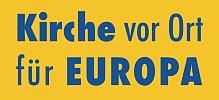 Kirche vor Ort für Europa